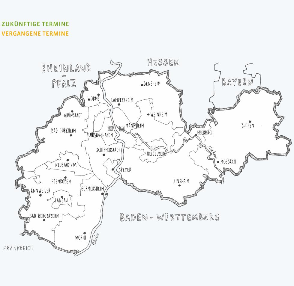 Frankreich Karte Schwarz Weiß